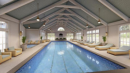 Belfair Fitness New Pool rendering 02_09
