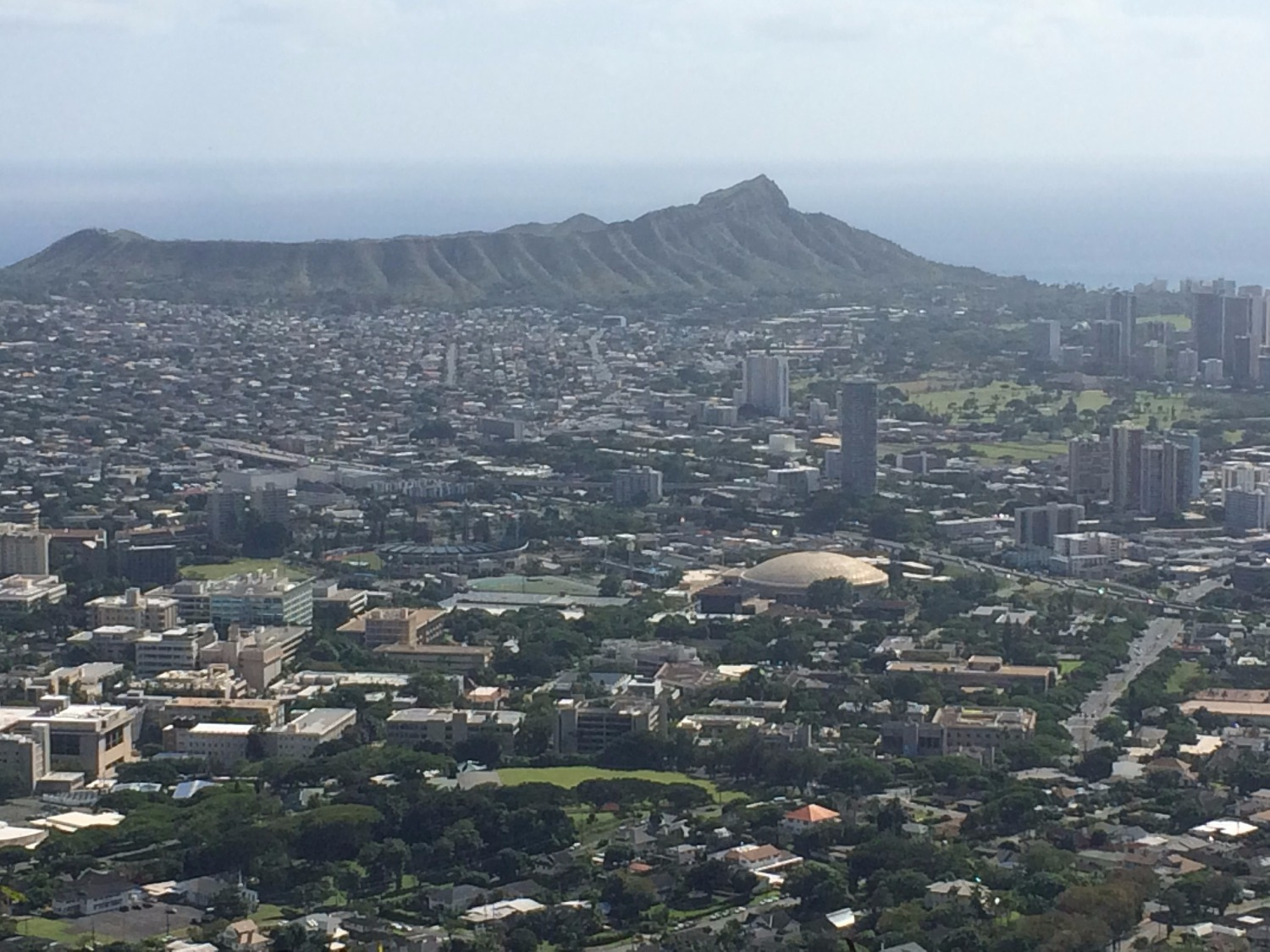 Diamond Head and Honolulu_edited
