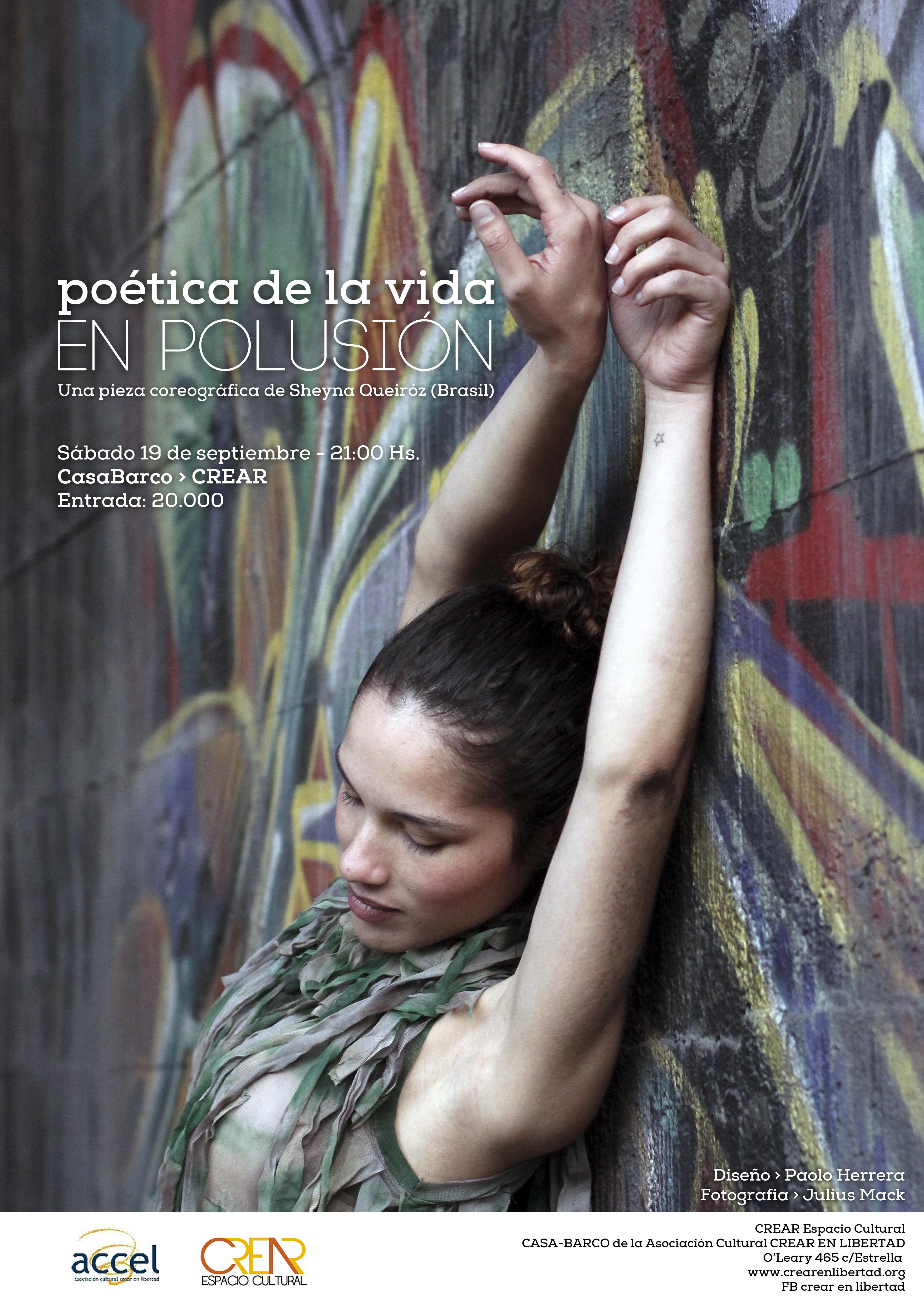 A poética da vida em poluição