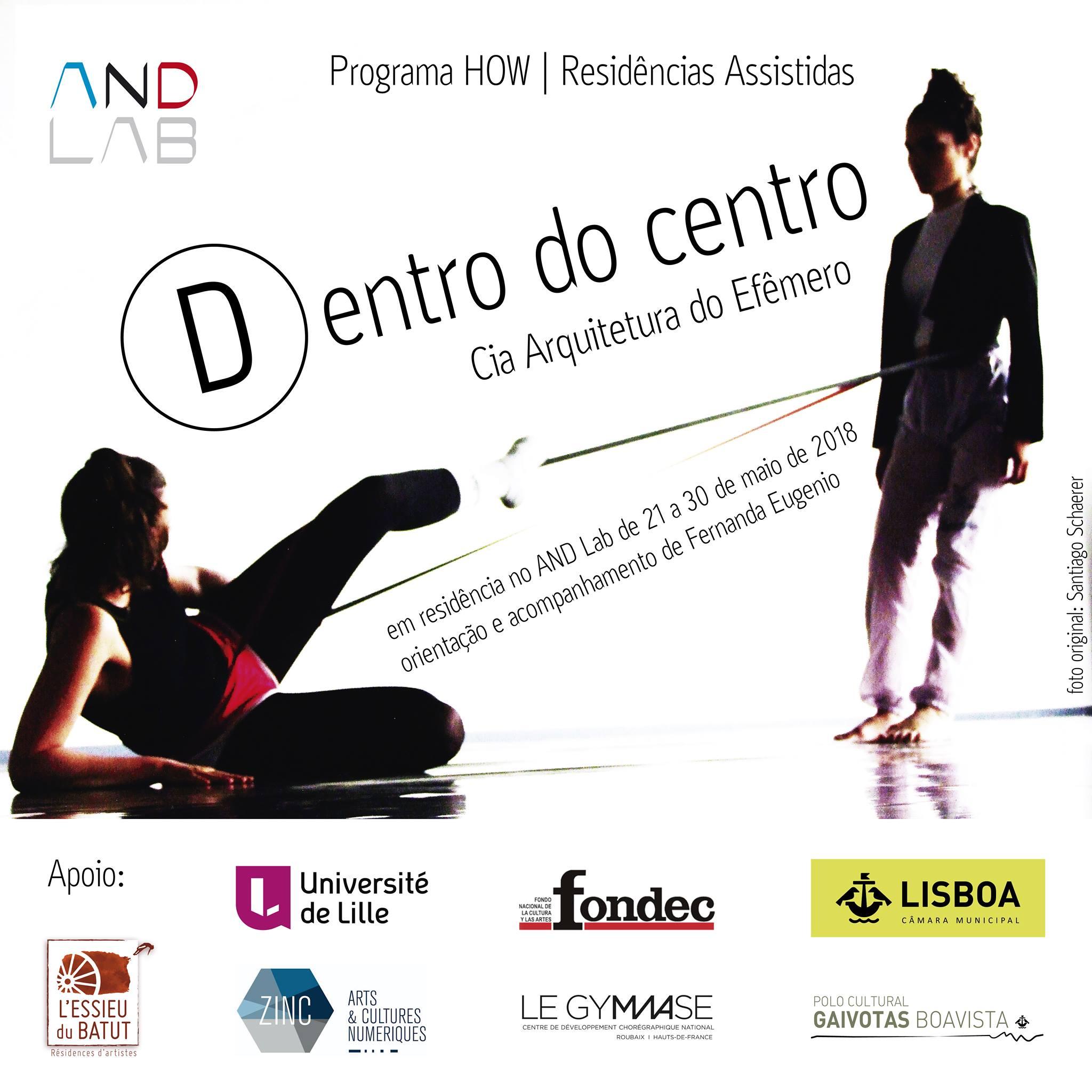 Residencia de criaçao coreografica AND-L