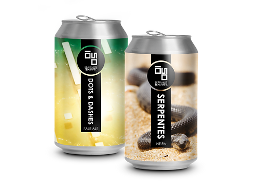 Mixed Box: New Releases (0,33l) x 24 Cans