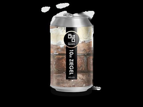 10er Ziegel (0,33l) x 24 Cans