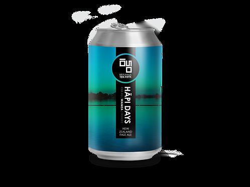 Hāpi Days: Waimea Pale Ale (0,33l) x 24 Cans
