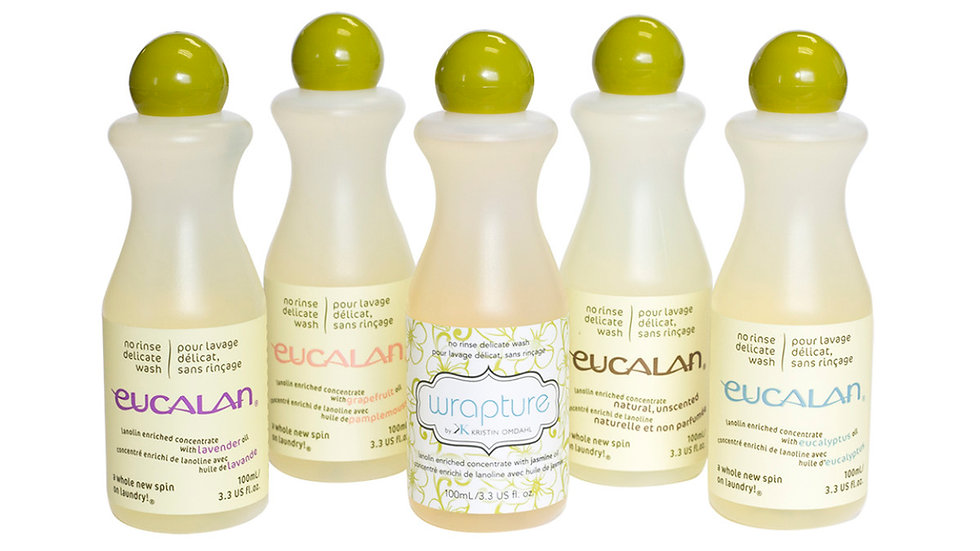 Eucalan Delicate wash liquid 100 wash/500ml