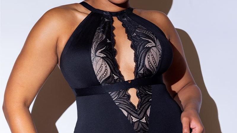 Scantilly Indulge Stretch Lace Body