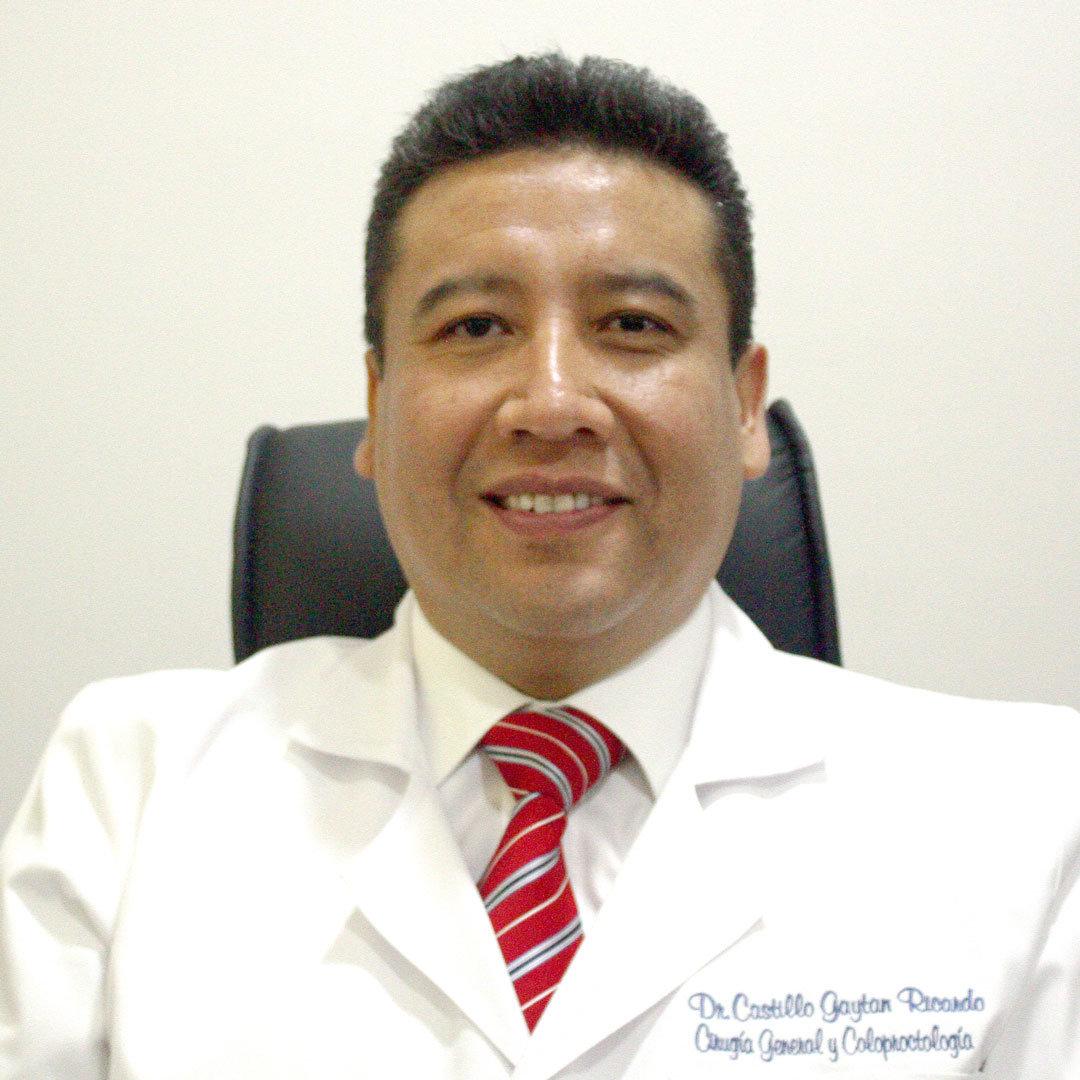 Dr. Ricardo Castillo Gaytán