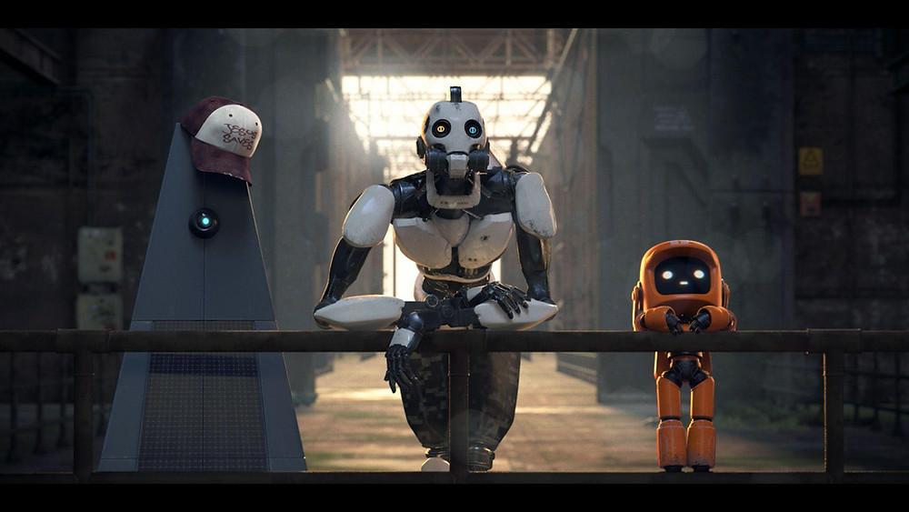 Netflix Robots