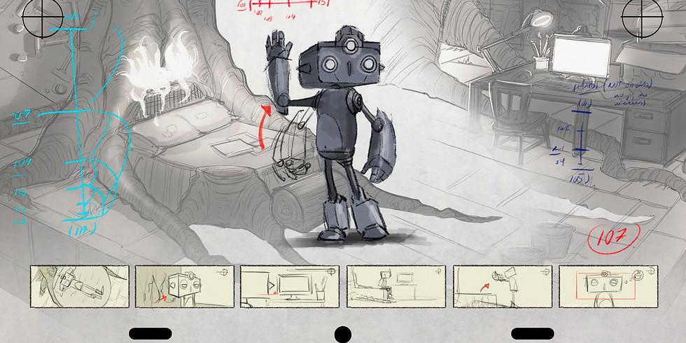 Fundamentos de Animación: Tiempo y Espacio