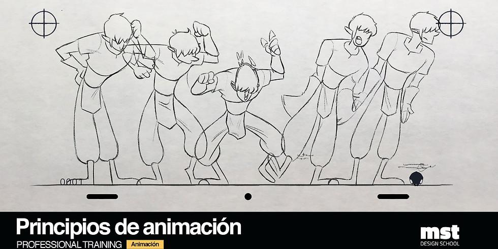 Taller Principios de Animación