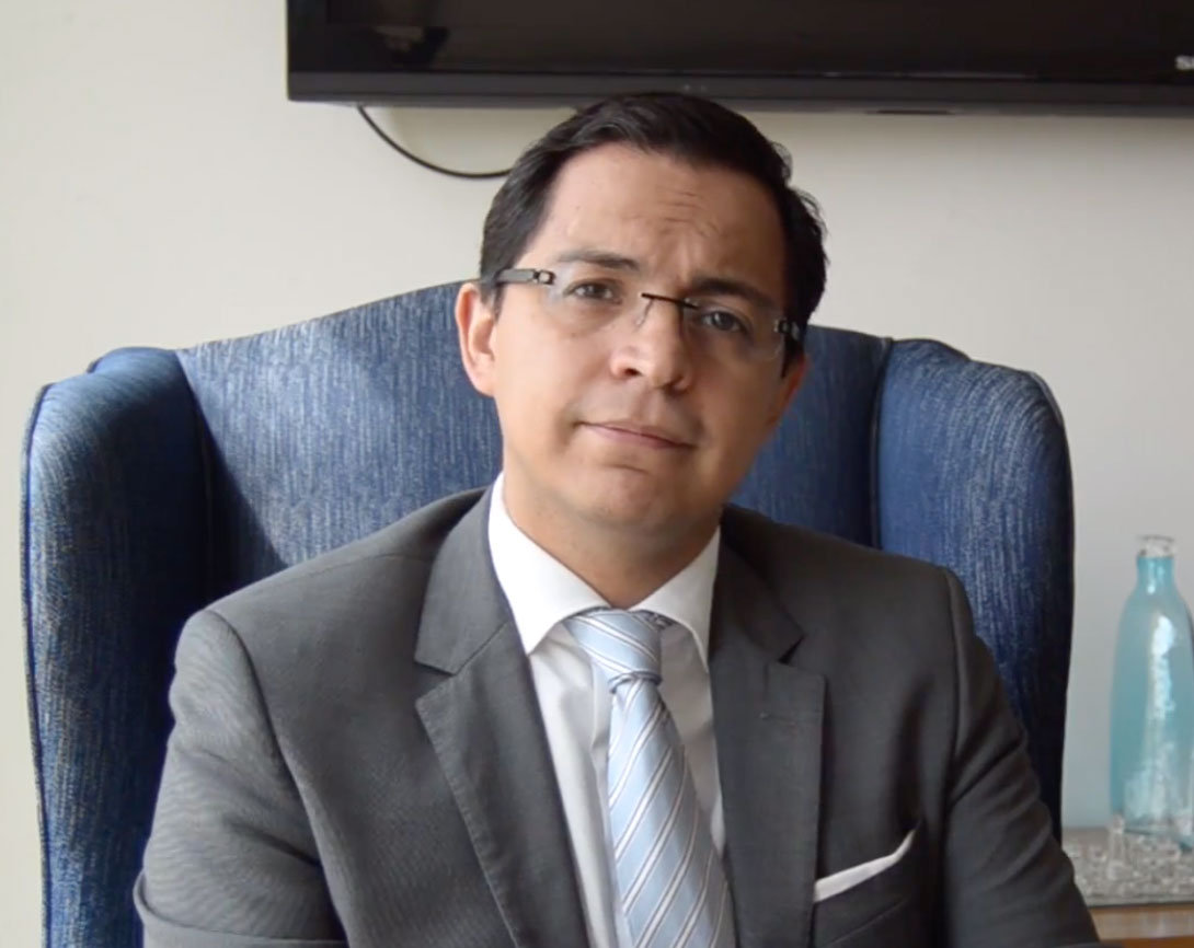 Dr. Álvaro Eduardo Peña Jiménez
