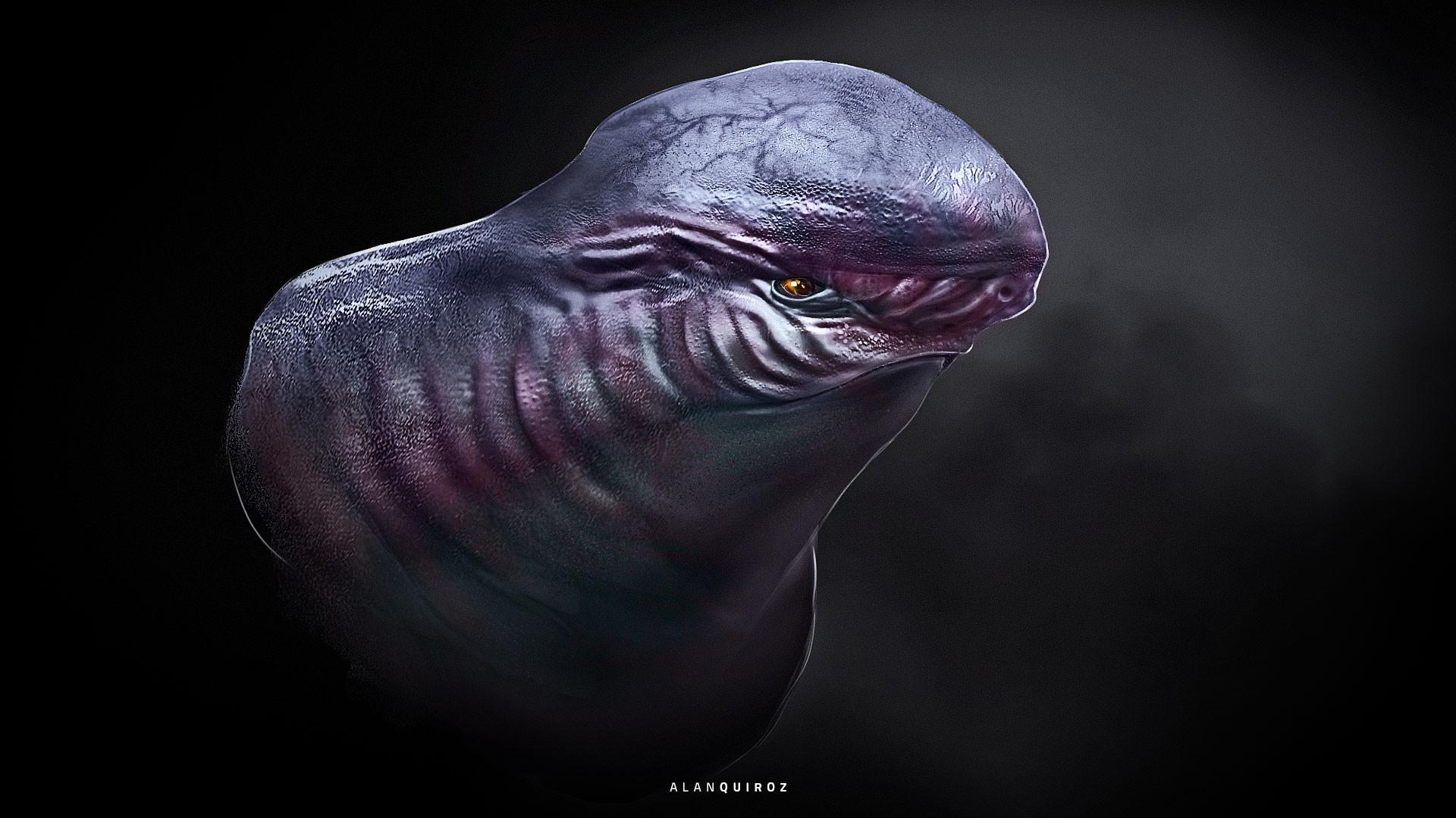 Amphibian Creature