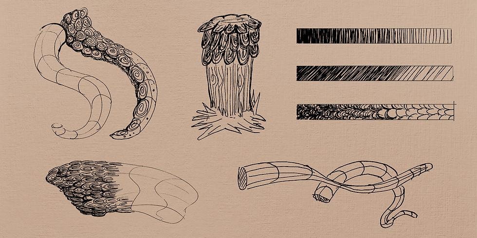 Sketch Dinámico: Volumetría