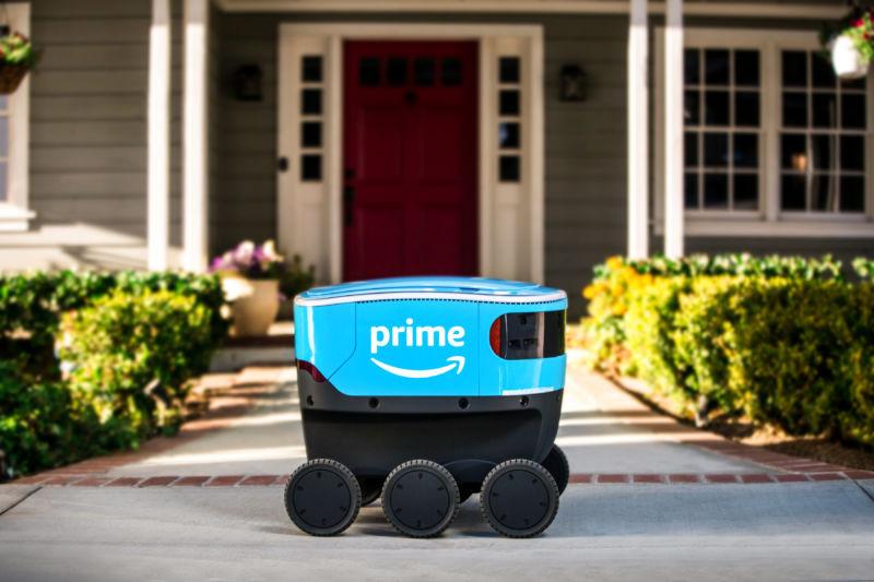 como hace Amazon para entregar tan rapido