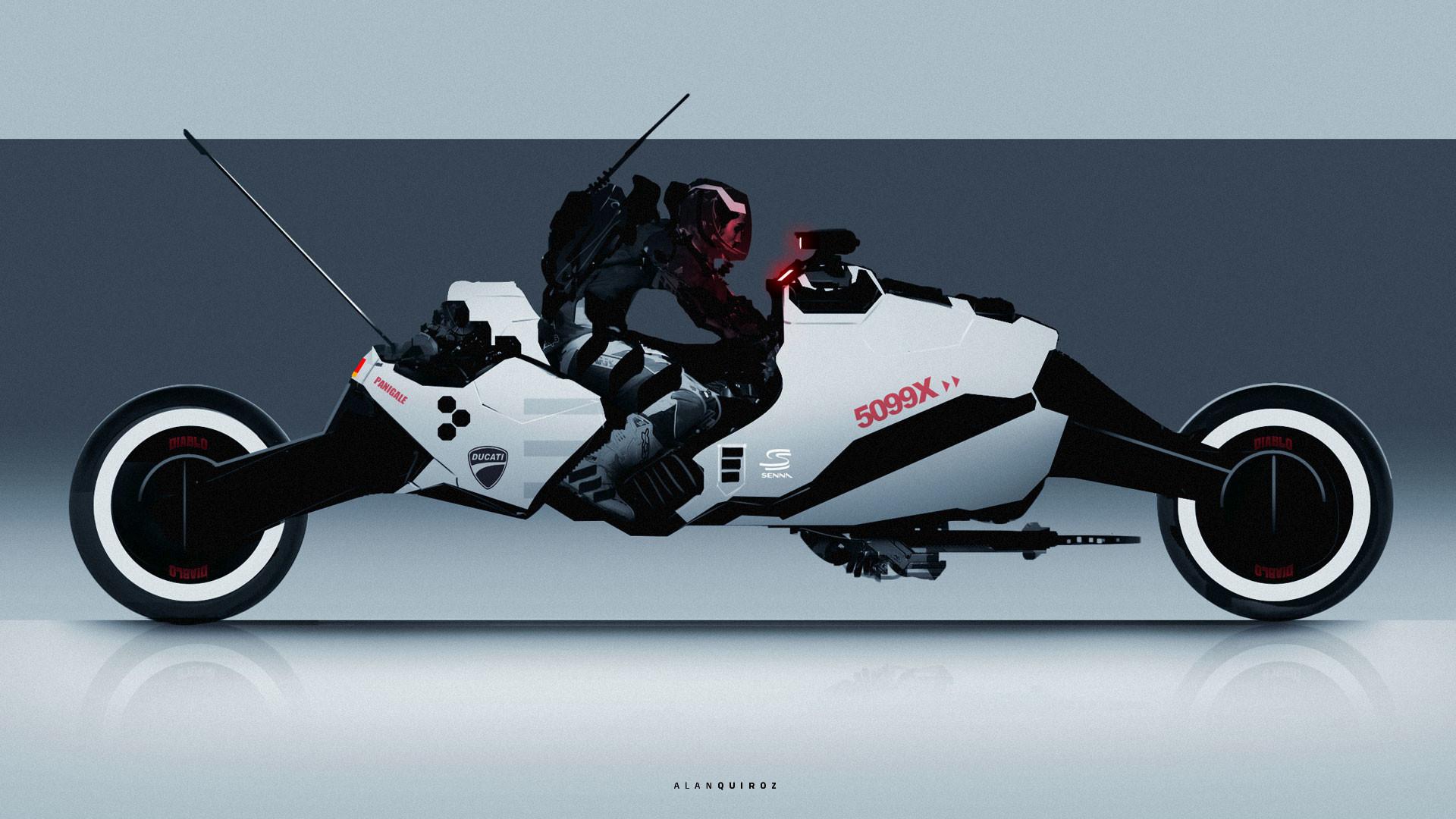 Ducati Panigale Concept