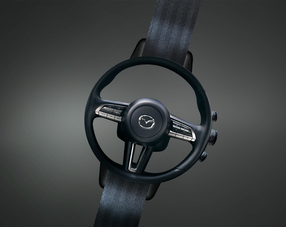 Seguridad Mazda