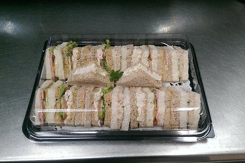 Sandwich Platter (32 quarters)
