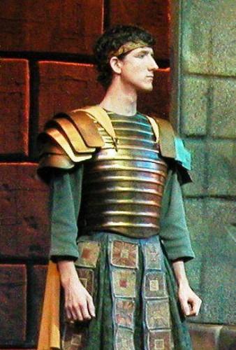 Talthybius in The Trojan Women