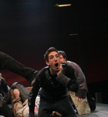 Servant to Cornwall in King Lear