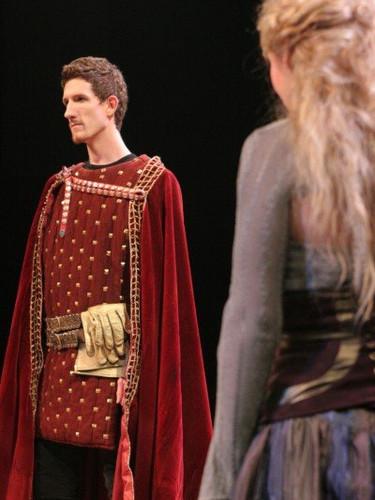 Burgundy in King Lear