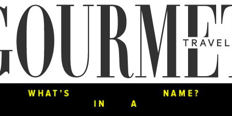 What's in a name? Madame Nhu featured in Gourmet Traveller