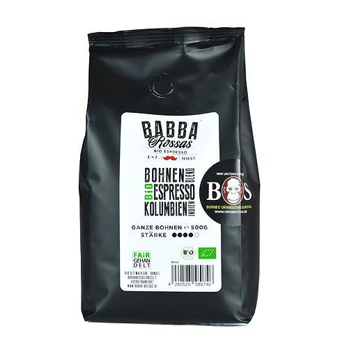 Bio Espresso, 500g (3.18€/100g)