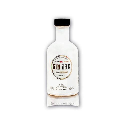 GINger Gin, Baby Bottle | 0.2l  |  40% (84.5 €/l)