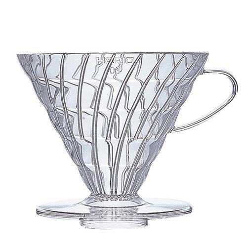 """Acrylglasfilterhalter """"v60glass coffee dripper 03/750ml"""" von Hario"""