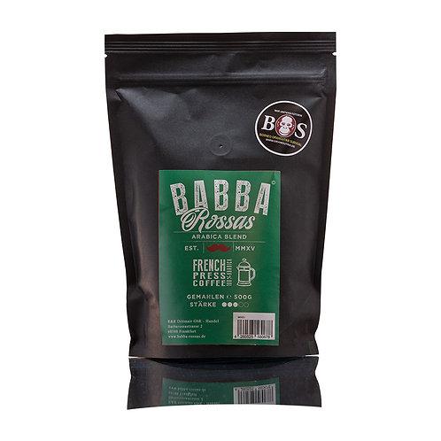 Arabica Blend, French Press Coffee gemahlen, 500g (2.78 €/100g)
