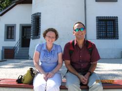 Jenia & Alon, FENS Geneva 2008