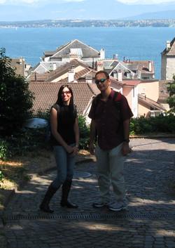 Mara & Alon, FENS Geneva 2008