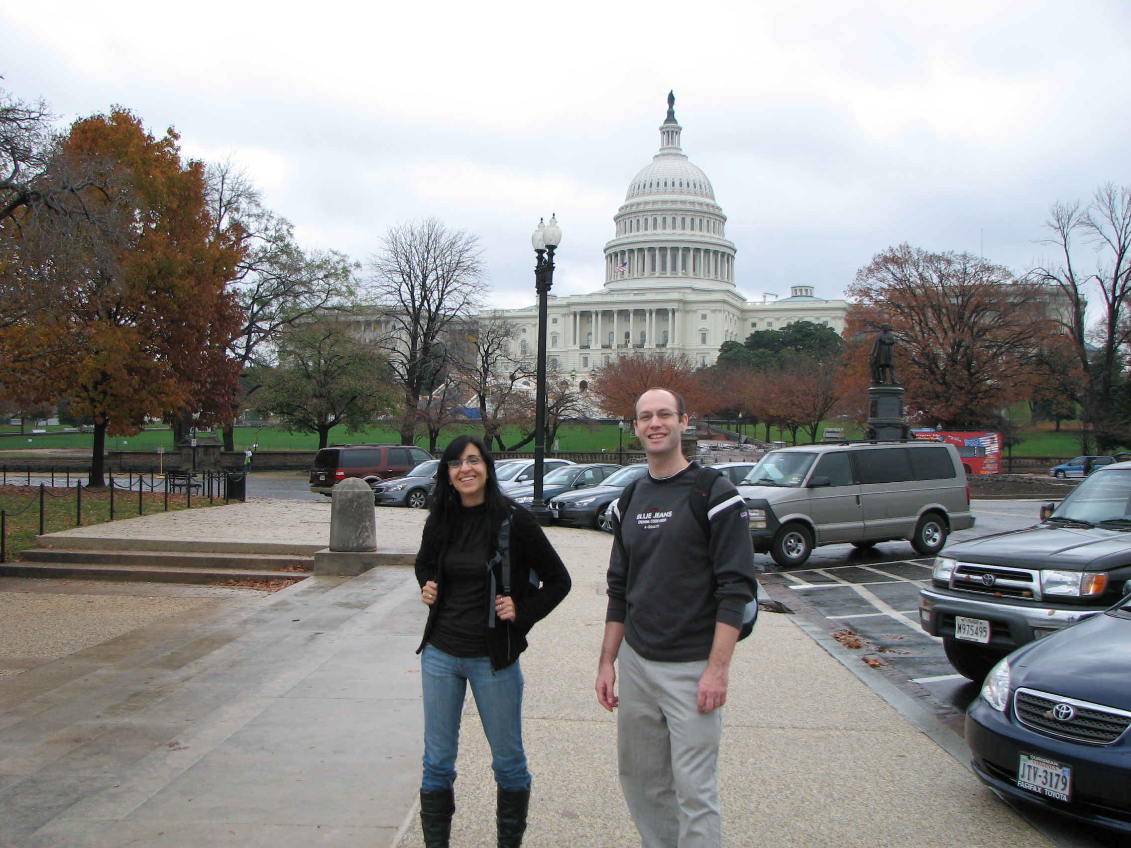 Mara & Dan, SFN Washington 2008