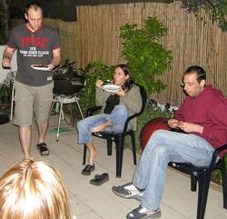 Lab BBQ, 2006