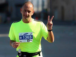 Alon, Tel-Aviv Marathon 2014