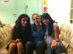Hagar, Moran & Mara, Barcelona 2012