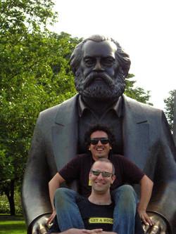 Roy, Meron & Karl, Berlin 2009