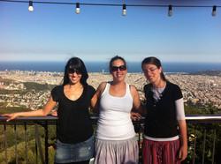 Mara, Moran & Michal, Barcelona 2012