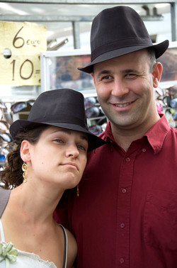 Meron & Tamar, FENS 2010