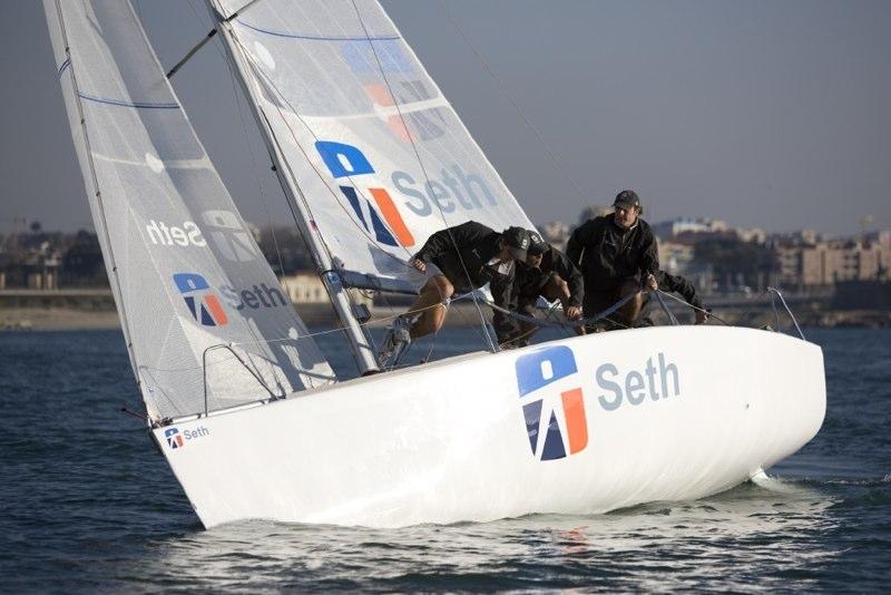 Seth sailing team