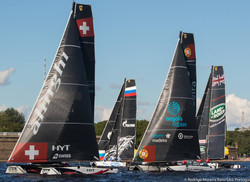 Extreme Sailing Series Russia