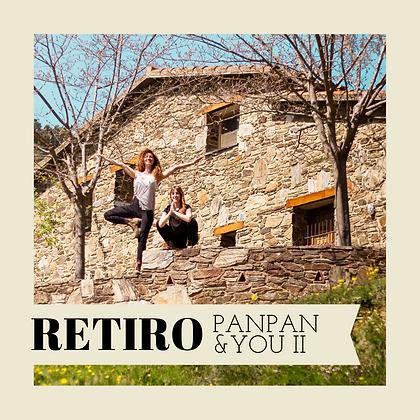 Retiro Pan Pan You - Octubre