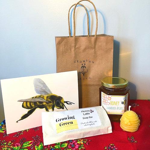 Mothers Day Gift Set: Honey Latte