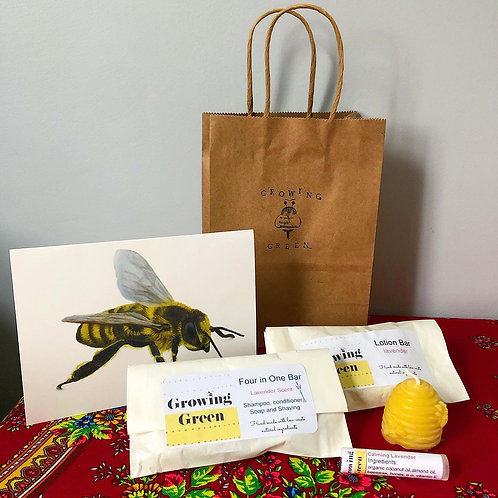 Mother's Day Gift Set: Lavender Love