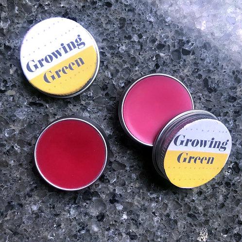 Tinted Lip Balm Tin