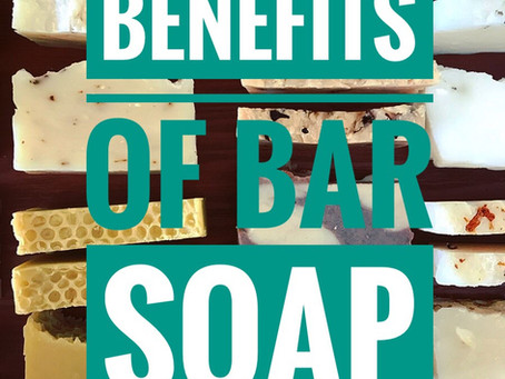 Benefits of Bar Soap