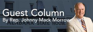Representative, Johnny Mack Morrow to speak at Democratic Men's Club Breakfast