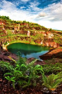Open Pit, Kelapa Kampit, Belitung