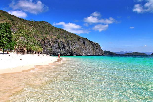 El Nido Seven Commando Beach Island Hopping Tour A