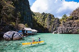 coron island kayaking coron tour package