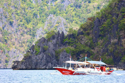 calamian islands travel tours boat 1