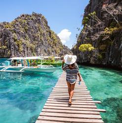 Kayangan Lake Coron palawan tours packag